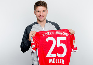 Thomas Müller Jersey