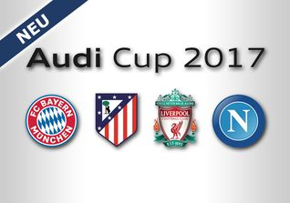 Tickets Audi Cup