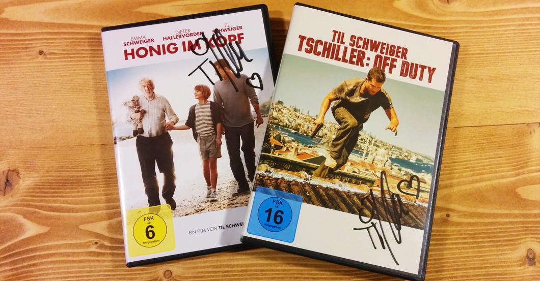 Til Schweiger DVD-Paket