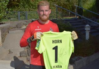 Timo Horn DKMS-Trikot