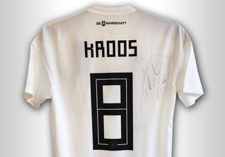 Toni Kroos DFB WM Trikot