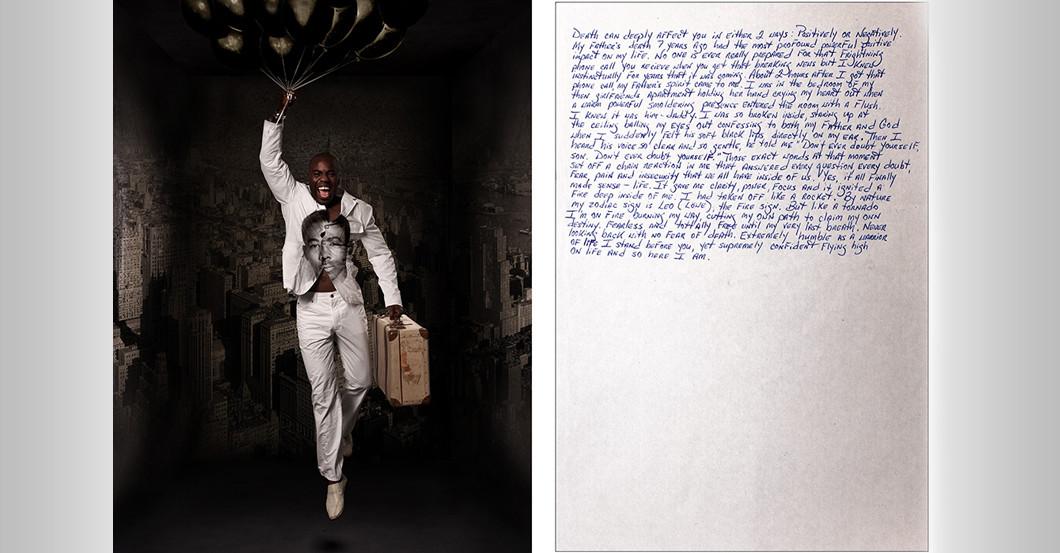 Trevor Jackson Portrait