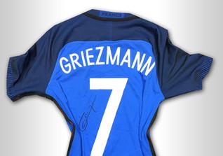 Trikot Antoine Griezmann