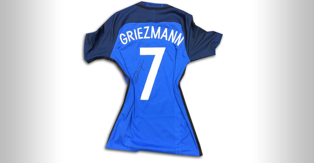 antoine griezmann trikot