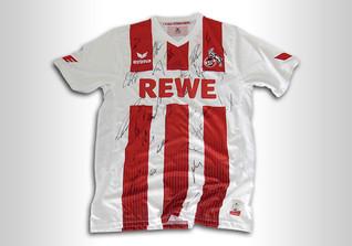Trikot des FC Köln
