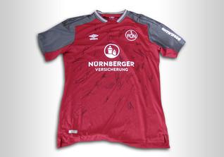 Trikot des FC Nürnberg