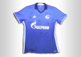 Trikot des FC Schalke
