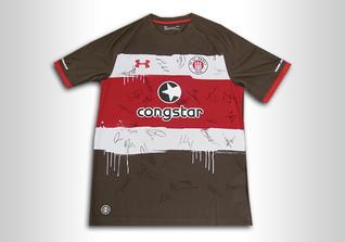 Trikot des FC St. Pauli