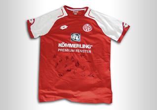 Trikot des FSV Mainz 05