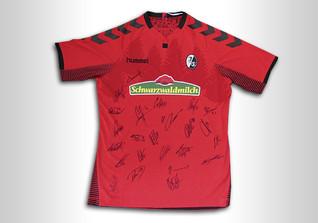 Trikot des SC Freiburg