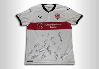 Trikot des VfB Stuttgart
