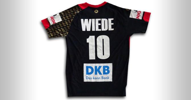 Trikot Fabian Wiede