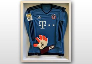 Trikot Handschuh Neuer