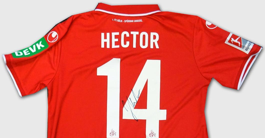 Deutschland Trikot Hector