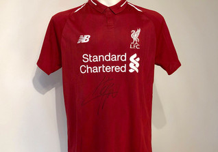 Klopps Liverpool Shirt