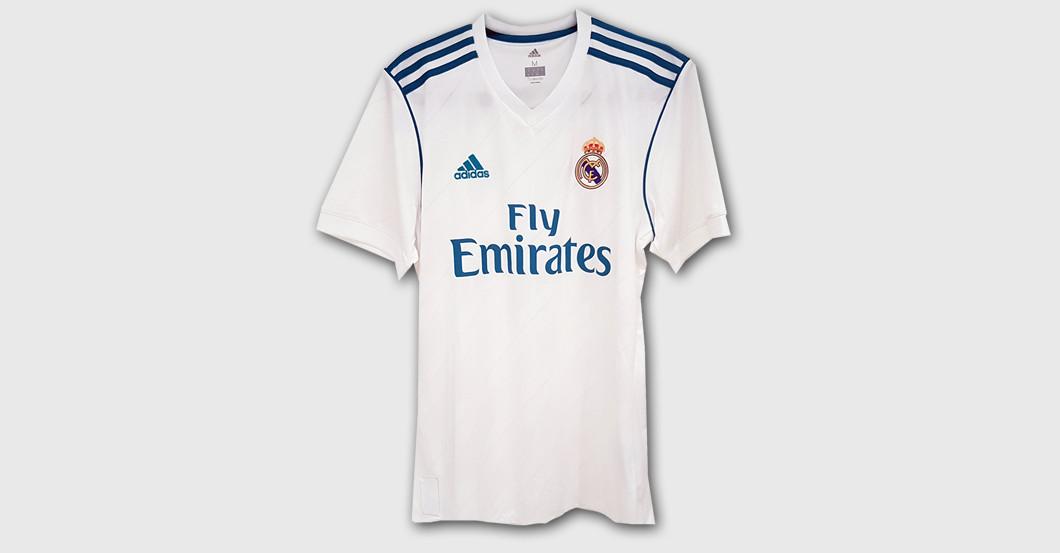 Trikot Ronaldo signiert