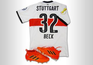 Trikot Schuhe Beck