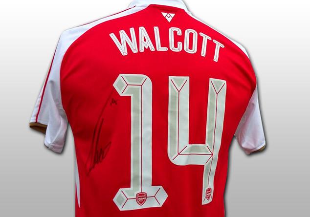 Trikot Theo Walcott