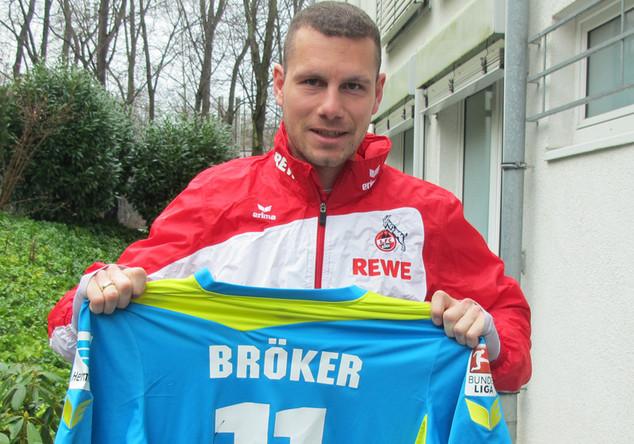 Trikot Thomas Bröker