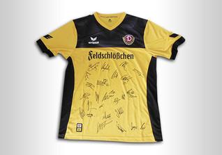 Trikot von Dynamo Dresden