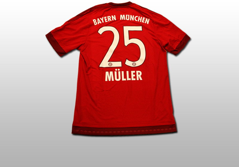 Trikotsatz FC Bayern