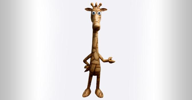 Trojanische Giraffe