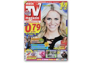 Cover Shooting TV magazin