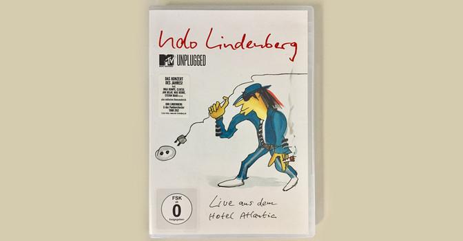 Udo Lindenberg DVDs