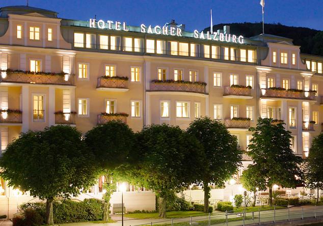 Übernachten Hotel Sacher