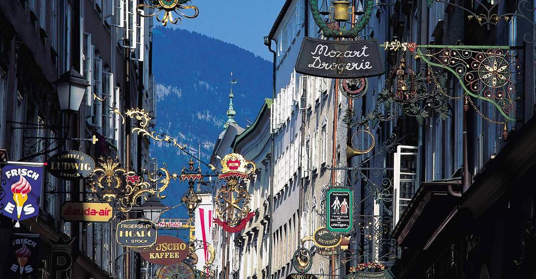 Übernachten in Salzburg
