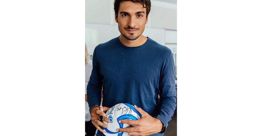 UNICEF Ball Hummels