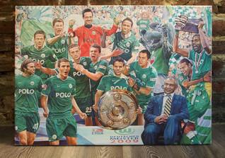 VfL Wolfsburg Druck
