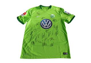 VfL Wolfsburg Trikot