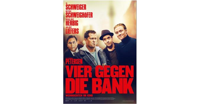 Vier gegen die Bank 2