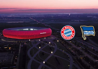 VIP Bayern gegen Hertha