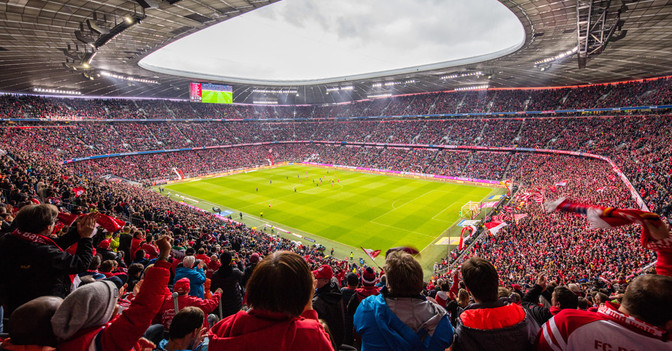VIP Bayern vs Hertha