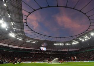 VIP bei Leverkusen