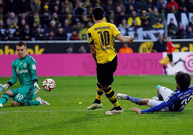 Hertha Gegen Bvb