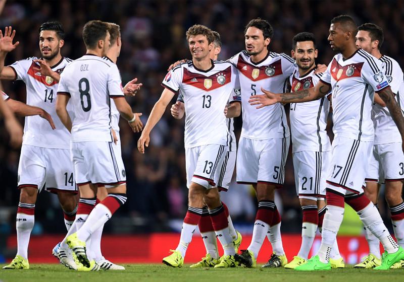 VIP Deutschland Spiel