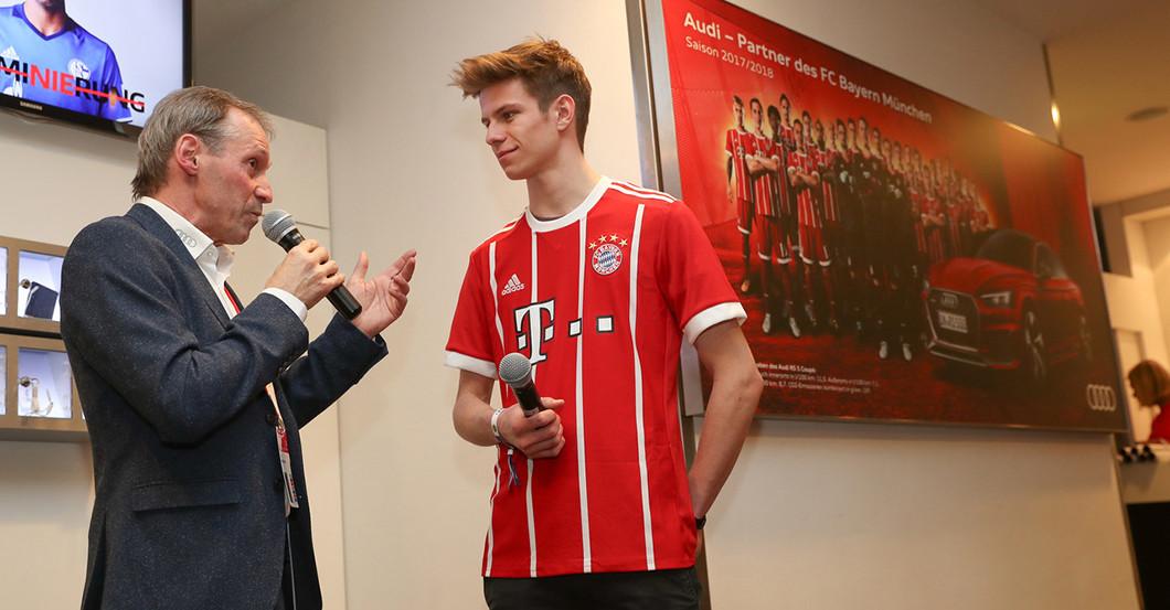 VIP FC Bayern Foto