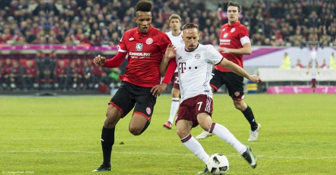 VIP Mainz gegen Bayern