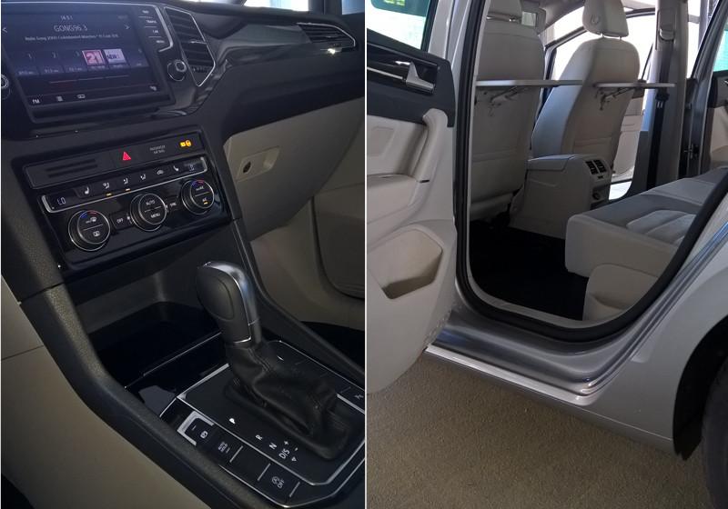 VIP Shuttle VW Doppelpass