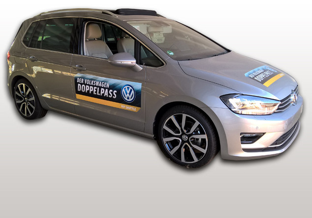 VIP Shuttle VW Doppelpass