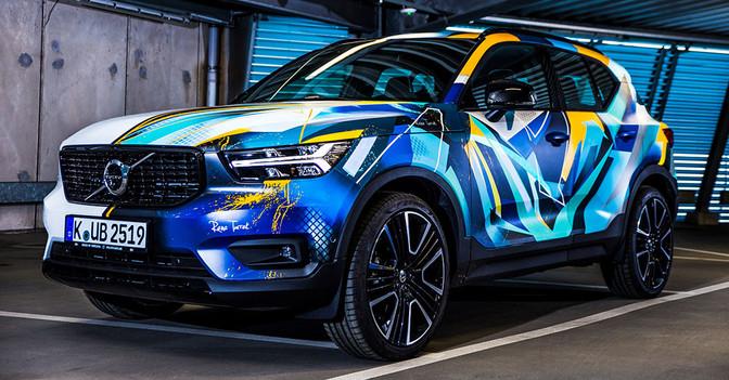 Volvo Rene Turrek