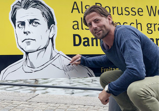 Weidenfeller Road Sign