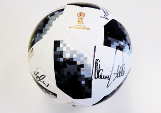 WM Ball Signed