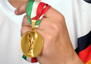 World Cup Gold Medal