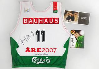 World Cup Bib Albrecht
