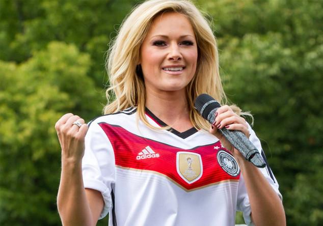 WM-Trikot Helene Fischer