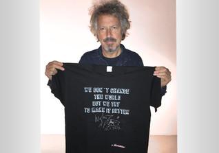 Wolfgang Niedecken Shirt